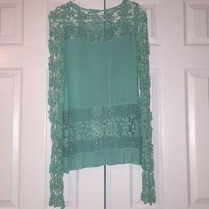 Sabo Skirt blouse